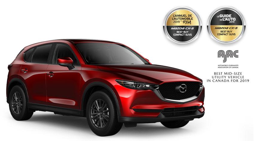 Quebec Mazda Offers